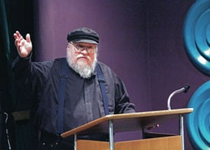 George R.R. Martin announces plans for Jean Cocteau Cinema