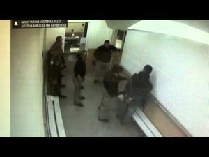 State police scuffle with detainee at Taos jail