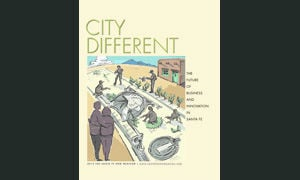 City Different magazine