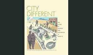 City Different magazine