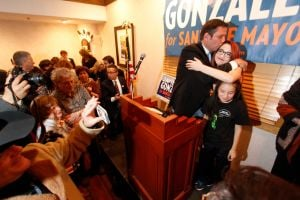 Javier Gonzales elected Santa Fe mayor