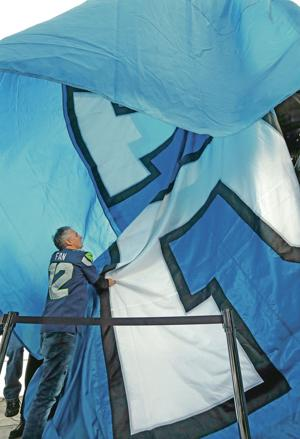 NFL: Champion Seahawks open postseason hosting upstart Panthers