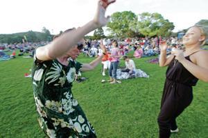 Bert Dalton's Brazil Project kicks off Music on the Hill concert series