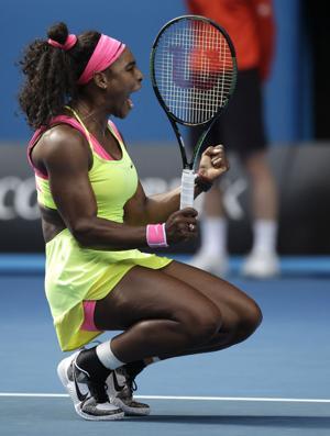 Serena aims for 19th major in Aussie final vs. Sharapova