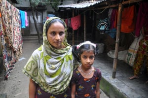 Daughter's dreams of poetry survive Bangladesh factory fire
