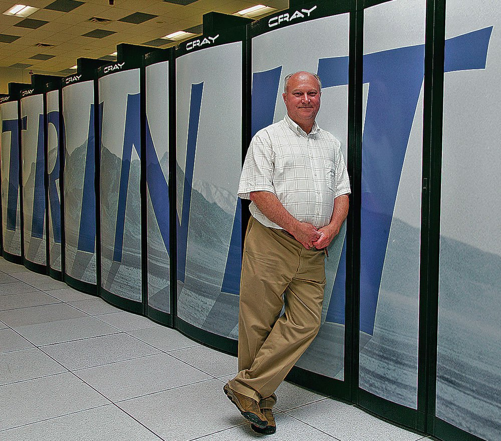 Science on the Hill: Trinity ushers in new age of supercomputing