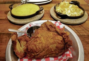 Go for the food: Fried chicken in Cincinnati a must