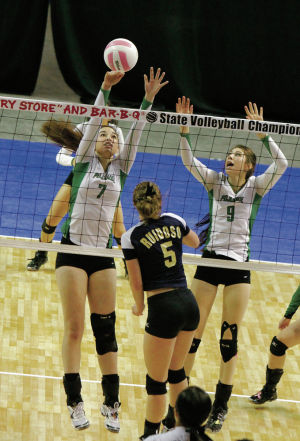Volleyball: Pojoaque Valley wins fifth straight AAA title