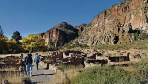 Sequestration cuts force Bandelier to furlough staff