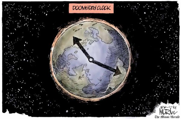 Morin — Doomsday Clock