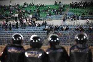 Soccer deaths shed light on Egypt's political struggles