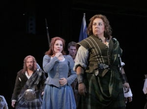 Review: Joyce DiDonato dazzles in La donna del lago