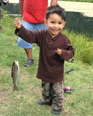 New Mexico Fishing Report For Aug 6 2015 The Santa Fe
