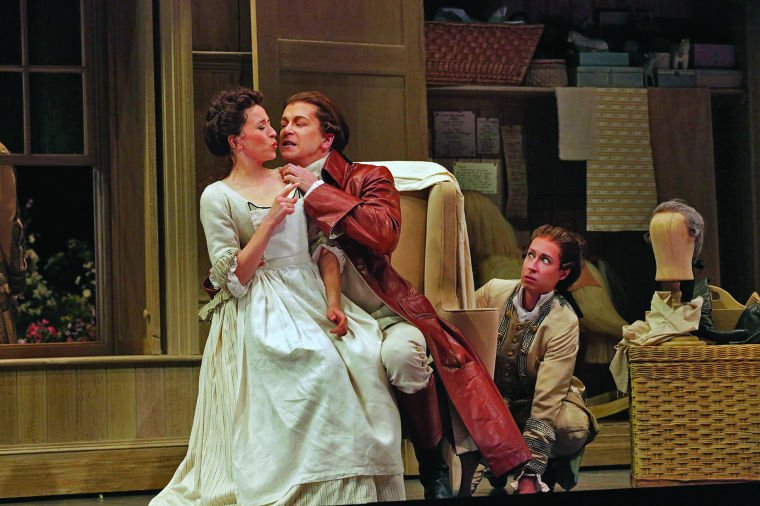 Opera reviews: Le nozze di Figaro