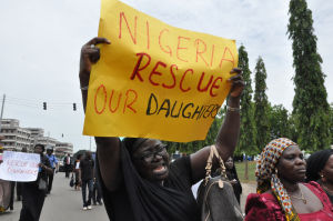 Abducted girls forced to marry Nigerian extremists