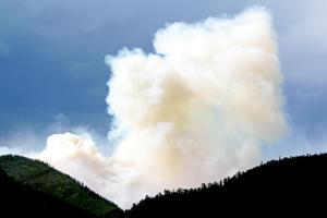 Pecos ranch sues electric co-op over Tres Lagunas Fire