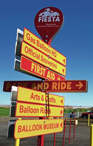Santa Fe drivers traveling to Albuquerque Balloon Fiesta should see few delays
