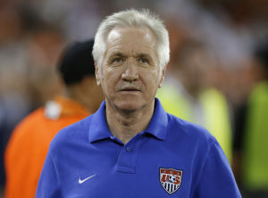 US women's soccer coach Tom Sermanni fired
