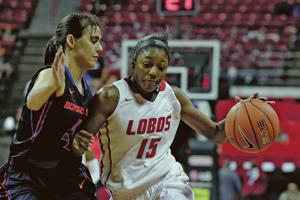 Lobos women to play tourney game in pre-Pit home