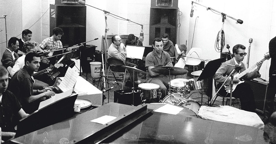 """The music documentary """"The Wrecking Crew"""""""