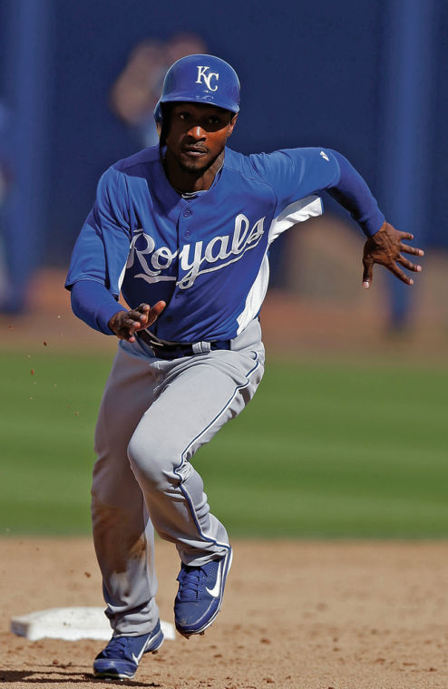 Who's fastest in Kansas City: Chiefs' Charles or Royals' Dyson?