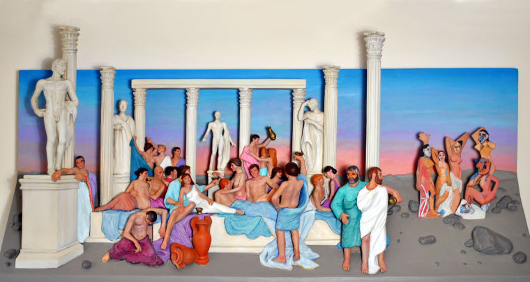 Romans and Demoiselles