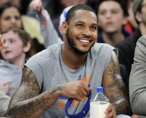 Anthony, a 'Knick at heart,' stays in New York