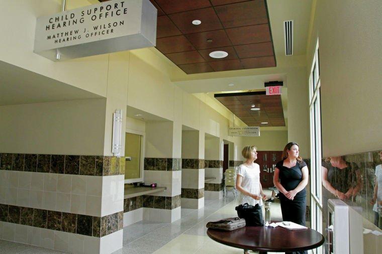 New courthouse opens downtown