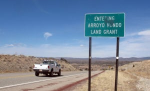 Spanish land grant fight puts hundreds in Arroyo Hondo in limbo