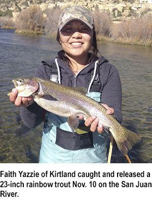 new mexico fishing report the santa fe new mexican outdoors