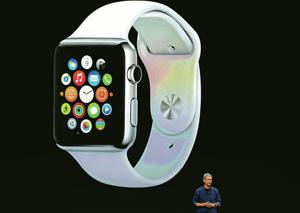 The Apple Watch's beautiful face is also its fatal flaw