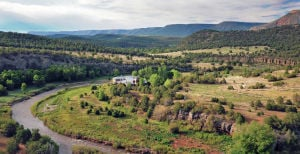 Jane Fonda puts New Mexico ranch up for sale