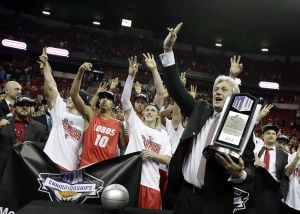 Lobos ready themselves for dance with Stanford