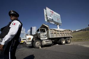 7 killed in violence during anti-cartel operation in Mexico