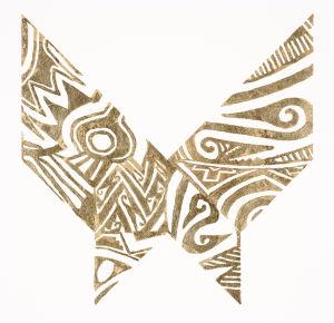 Tangram Butterfly