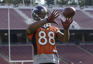 Broncos, Panthers have full participation in practice