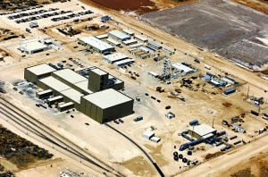 Leak confirmed at nuclear waste dump in Carlsbad