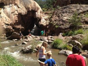 Attractions near Jemez Springs rightly popular with daytrippers