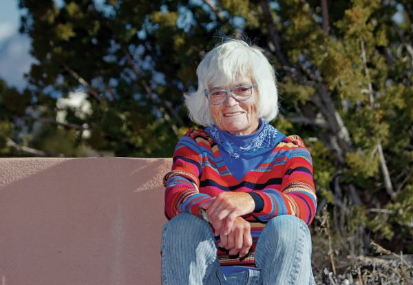 <p>Norma McCallan, a progressive activist and Sierra Club stalwart, is one of the 10 Who Made a Difference for 2013. Jane Phillips/The New Mexican</p>