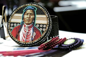Blackfeet artist nabs Best of show award with beadwork