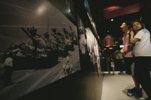 Tiananmen memory flickers in tiny Hong Kong museum