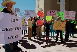 Legislative roundup: March 14, 2013