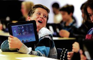 iPad use