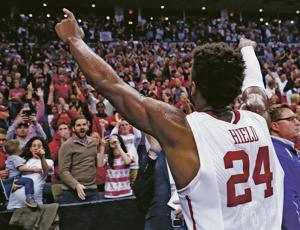 Hield's Final Four with Oklahoma payoff for senior return