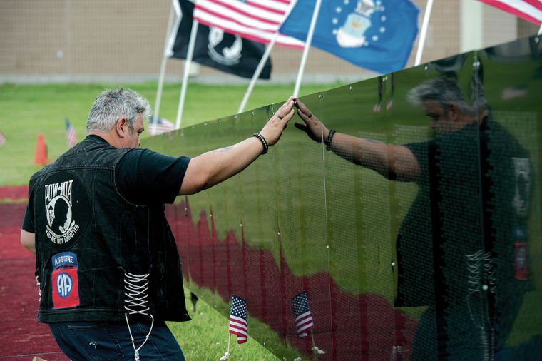 The Wall That Heals comes to Santa Fe