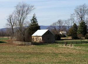 Hiking and learning on the Civil War battlefields