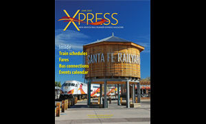 Rail Runner Express magazine