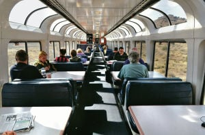 Taos lawmaker proposes funds to upgrade tracks, protect Amtrak route