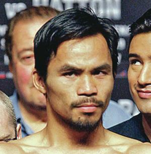 Column: Late, yes, but Mayweather-Pacquiao will deliver