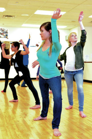 with student dance showcase - The Santa Fe New Mexican: Local News